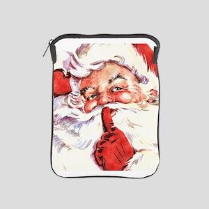 Santa20151106 iPad Sleeve