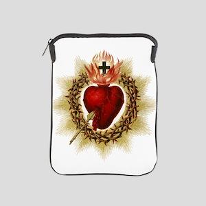 Sacred Heart iPad Sleeve