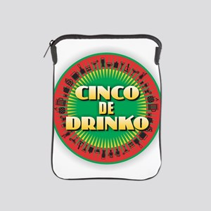 Cinco de Drinko iPad Sleeve