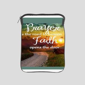 prayer iPad Sleeve