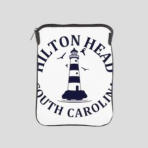 Summer hilton head- south carolina iPad Sleeve