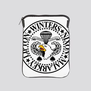 Band of Brothers Crest iPad Sleeve