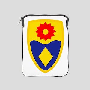 49th MP Brigade iPad Sleeve
