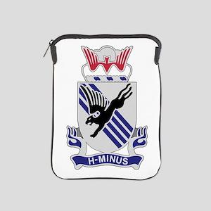 505th Airborne Infantry Regiment iPad Sleeve