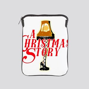 A Christmas Story with Leg Lamp iPad Sleeve