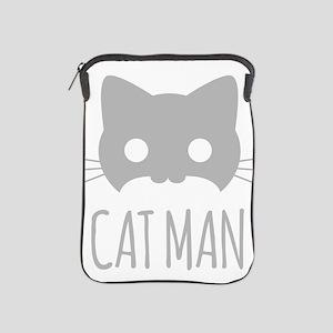 Cat Man iPad Sleeve