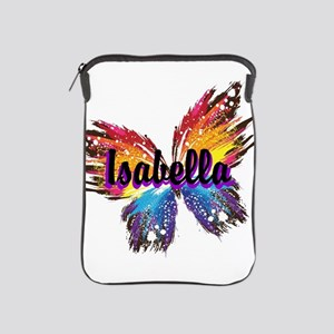 Personalize Butterfly iPad Sleeve