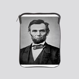 Abraham Lincoln iPad Sleeve