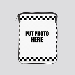 Put Photo Here iPad Sleeve