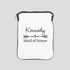 Bridal Party Personalized iPad Sleeve