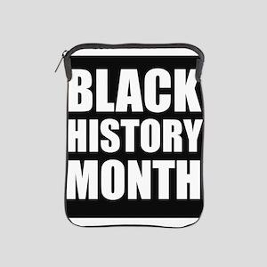 Black History Month iPad Sleeve