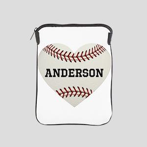 Baseball Love Personalized iPad Sleeve