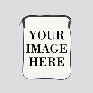 Your Photo Here by Leslie Harlow iPad Sleeve