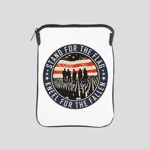 Stand For The Flag iPad Sleeve