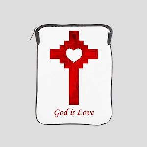 God Is Love - iPad Sleeve