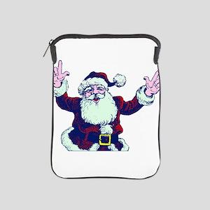 ILY ASL Santa iPad Sleeve