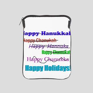 Happy Holiday iPad Sleeve