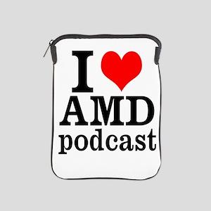 I Heart AMD iPad Sleeve