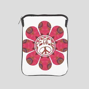 Peace Flower - Affection iPad Sleeve