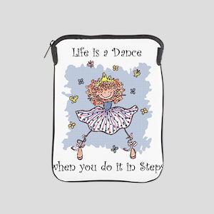 Life is a DANCE~2000x2000P iPad Sleeve