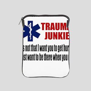 Trauma Junkie iPad Sleeve