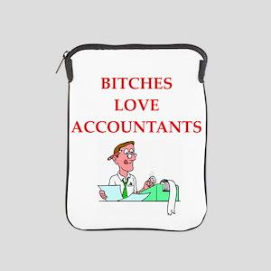 accountantt iPad Sleeve