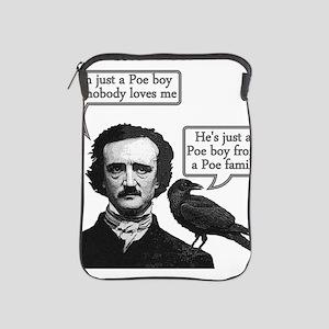 Poe Boy iPad Sleeve
