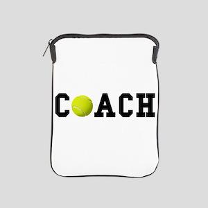 Tennis Coach iPad Sleeve