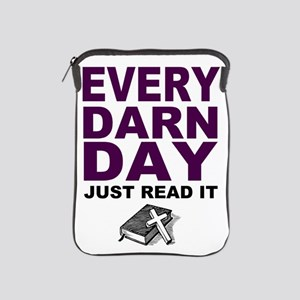 Every Darn Day iPad Sleeve