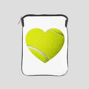 Tennis Heart iPad Sleeve