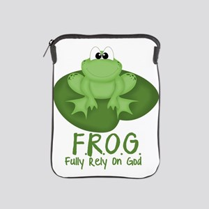 F.R.O.G. iPad Sleeve