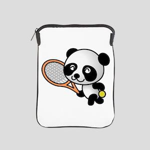 Tennis Panda iPad Sleeve