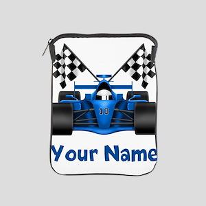 Race Car Personalized iPad Sleeve