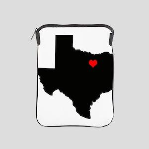 Home State - Texas iPad Sleeve