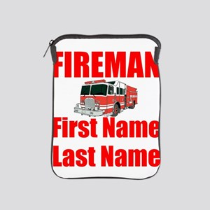 Fireman iPad Sleeve