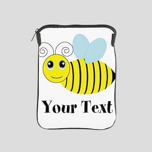 Personalizable Honey Bee iPad Sleeve