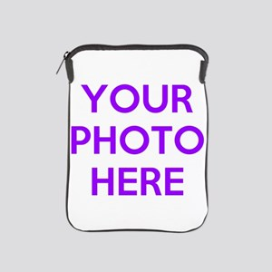Customize photos iPad Sleeve