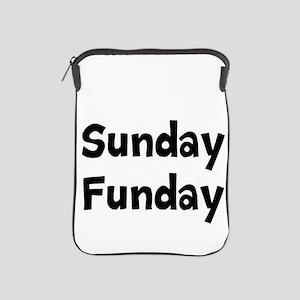 Sunday Funday iPad Sleeve