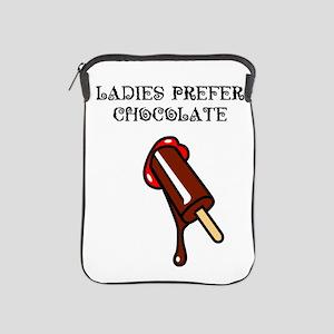 chocolate_1_TSHIRT iPad Sleeve