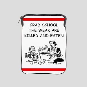 grad student iPad Sleeve