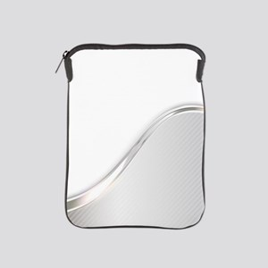 Light Wave Abstract iPad Sleeve