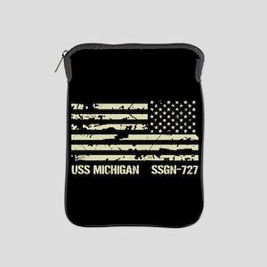 USS Michigan iPad Sleeve