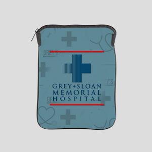 Grey Sloan Hospital iPad Sleeve