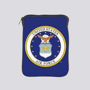 Air Force USAF Emblem iPad Sleeve