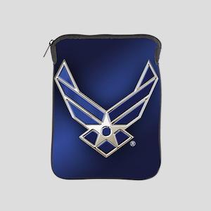 U.S. Air Force Logo Detailed iPad Sleeve