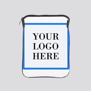 Your Logo Here iPad Sleeve