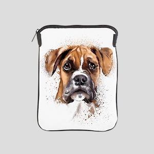 Boxer Painting iPad Sleeve
