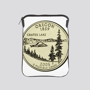 Oregon Quarter 2005 Basic iPad Sleeve