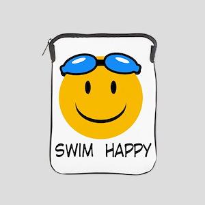 swimming iPad Sleeve
