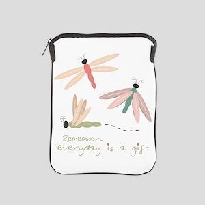 Dragonfly Day Gift iPad Sleeve